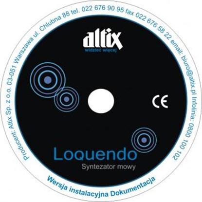 Obrazek Loquendo – syntezator mowy