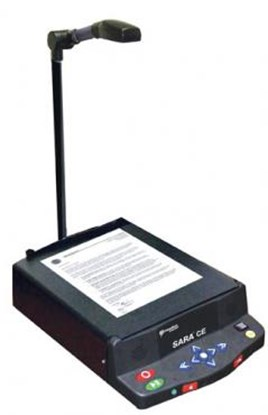 Снимка на Multilektor SARA CE - urządzenie lektorskie i skaner