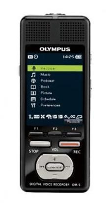 Изображение Olympus DM-5, dyktafon