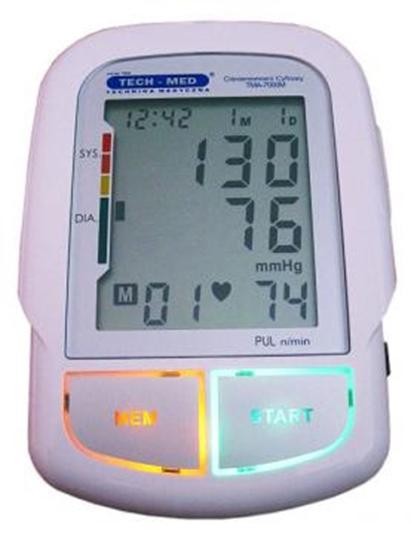 Bild von TMA-7000M – mówiący ciśnieniomierz
