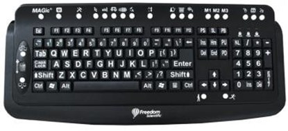 Bild von MAGic Keyboard