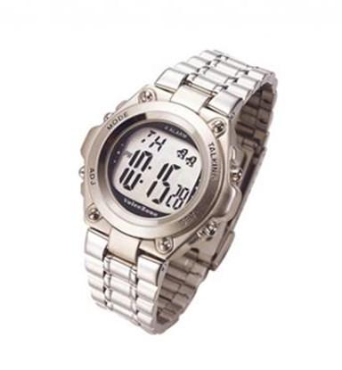 Bild von Zegarek mówiący Prestige - okrągła koperta na metalowej bransolecie