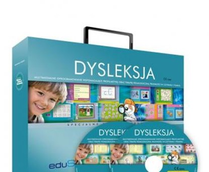 Снимка на Dysleksja Pakiet II – oprogramowanie do diagnozowania i terapii dzieci zagrożonych dysleksją