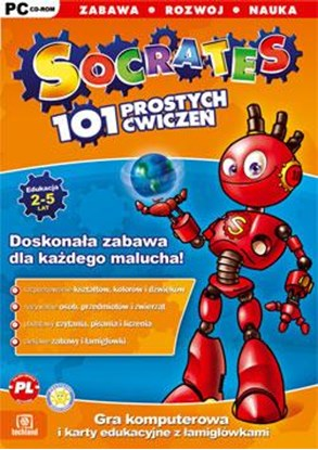 Obrazek Socrates 101 prostych ćwiczeń – program wspierający rozwój dziecka