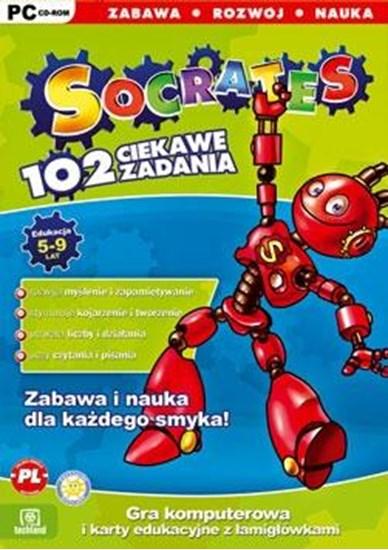 Picture of Socrates 102 ciekawe zadania – program wspierający rozwój dziecka