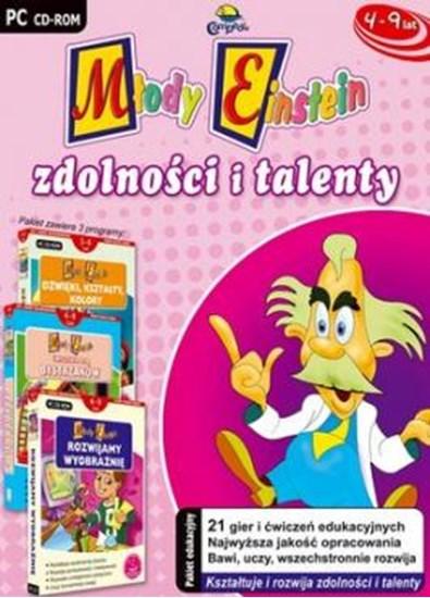 Picture of Młody Einstein - Zdolności i talenty – gry ogólnorozwojowe