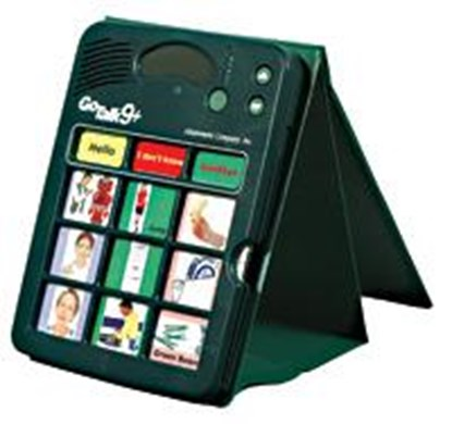 Снимка на Go Talk Carry Stand - podpórka – etui do komunikatorów