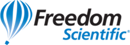 Picture for manufacturer Freedom Scientific Blind