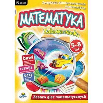 Изображение Matematyka – gry edukacyjne