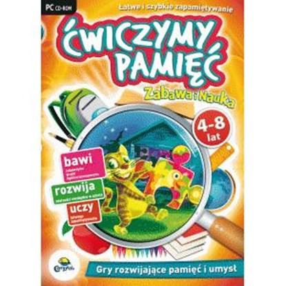 Picture of Ćwiczymy pamięć – gry ogólnorozwojowe