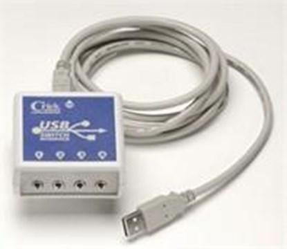 Bild von Crick USB Switch Box – interfejs (adapter) przełączników aplikacji dla osób z różnymi niepełnosprawnościami