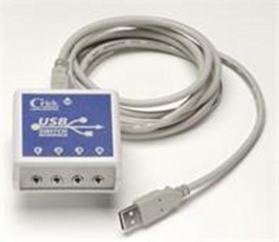 Obrazek Crick USB Switch Box – interfejs (adapter) przełączników aplikacji dla osób z różnymi niepełnosprawnościami