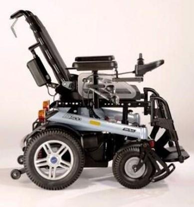 Изображение B500 – elektryczny wózek inwalidzki