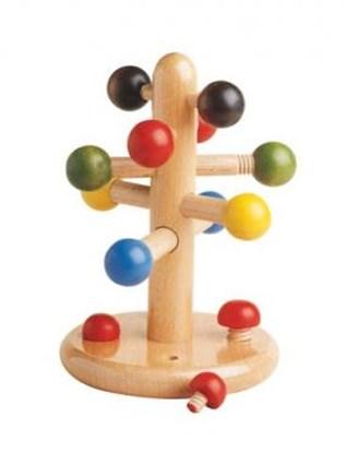 Bild von Drzewko ze śrubami - zabawka zręcznościowa