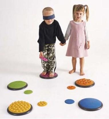 Obrazek Dotykowe krążki – stymulacja sensoryczna