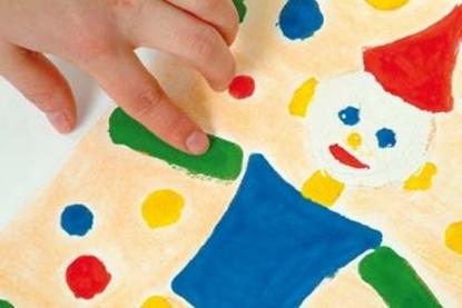 Obrazek Farby sensoryczne