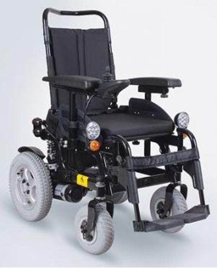 Bild von W1018 Limber – elektryczny wózek inwalidzki