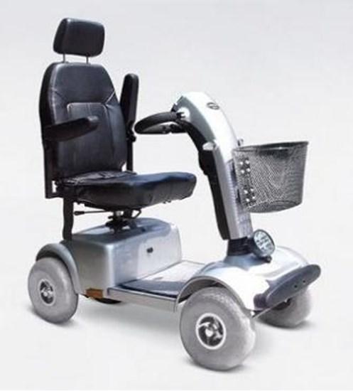 Изображение Rider II – elektryczny skuter inwalidzki