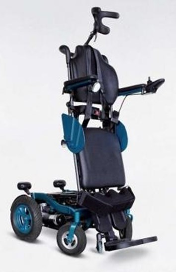 Picture of Hero Stand Up – elektryczny wózek inwalidzki z funkcją pionizacji