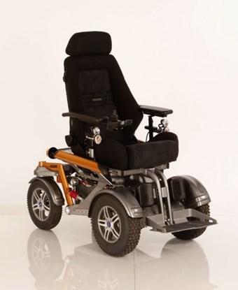 Изображение C2000 – elektryczny wózek inwalidzki