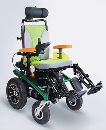 Bild von Scrubby – elektryczny wózek inwalidzki
