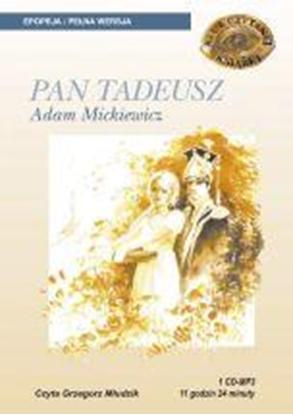 "Obrazek ""Pan Tadeusz"" Adam Mickiewicz"