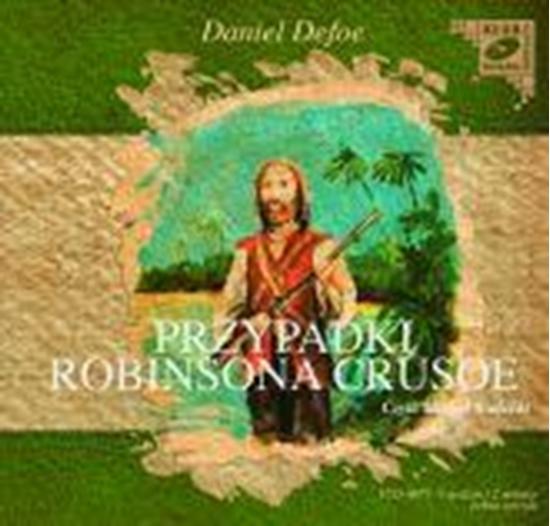 """Obrazek """"Przypadki Robinsona Crusoe"""" Daniel Defoe"""
