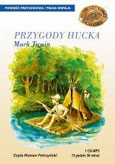 "Obrazek ""Przygody Hucka Finna"" Twain Mark"