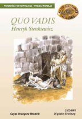 """Obrazek """"Quo Vadis"""" Henryk Sienkiewicz"""