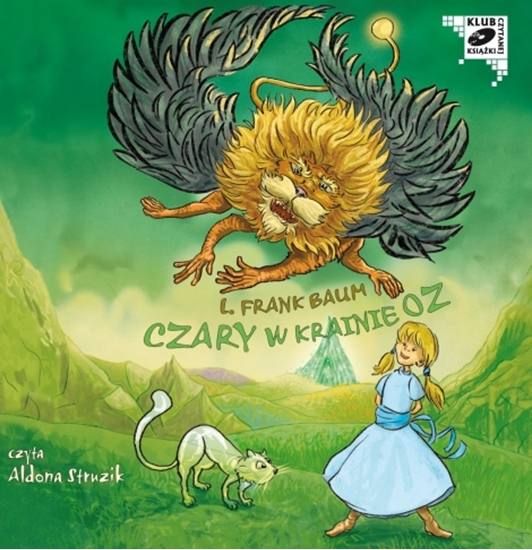 """Picture of """"Czary w Krainie Oz"""" L. Frank Baum"""