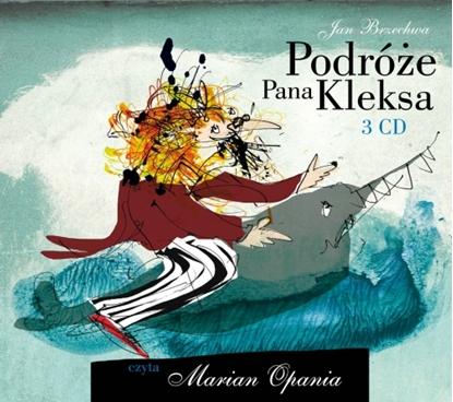 "Picture of ""Podróże Pana Kleksa"" Jan Brzechwa"
