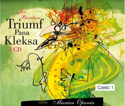 "Picture of ""Trumf Pana Kleksa, część 1"" Jan Brzechwa"