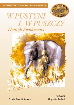 """Picture of """"W pustyni i w puszczy"""" Henryk Sienkiewicz"""