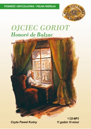 "Obrazek ""Ojciec Goriot"" Honoriusz Balzac"