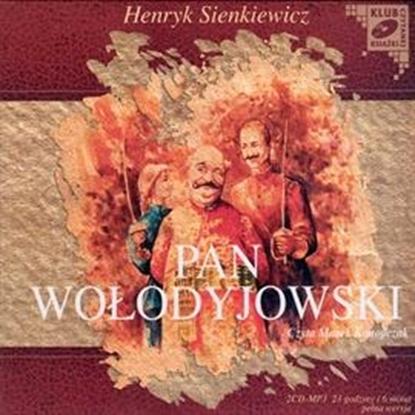 """Obrazek """"Pan Wołodyjowski"""" Henryk Sienkiewicz"""