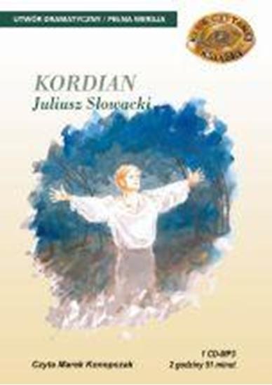 "Obrazek ""Kordian"" Juliusz Słowacki"