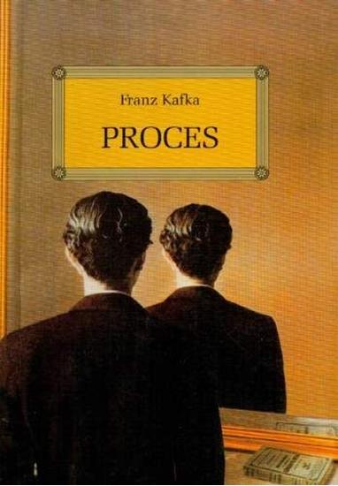 """Obrazek """"Proces"""" Franz Kafka"""