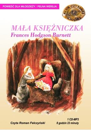 """Снимка на """"Mała księżniczka"""" Frances Hodgson Burnett"""