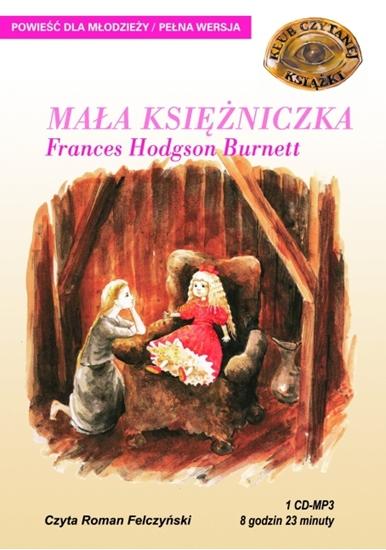 "Picture of ""Mała księżniczka"" Frances Hodgson Burnett"