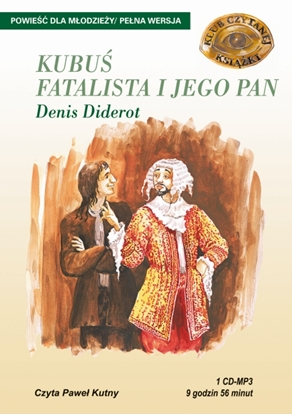"Picture of ""Kubuś Fatalista i jego Pan"" Denis Diderot"