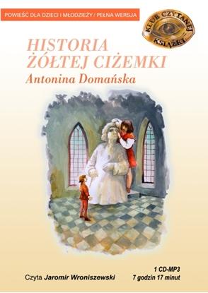 """Picture of """"Historia żółtej ciżemki"""" Antonina Domańska"""