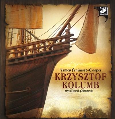 """Obrazek """"Krzysztof Kolumb"""" James Fenimore-Cooper"""
