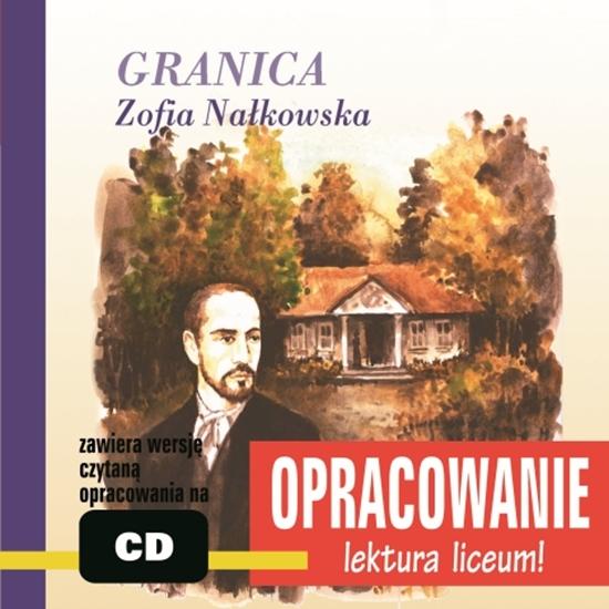"Picture of ""Granica"" Zofia Nałkowska"