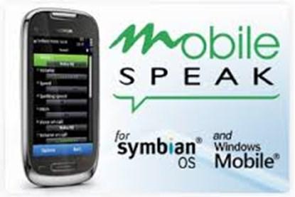 Obrazek Mobile Speak – aplikacja udźwiękawiająca telefony komórkowe