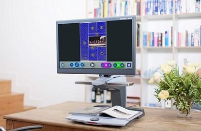 Obrazek ClearView+ Speech, powiększalnik z funkcją mowy