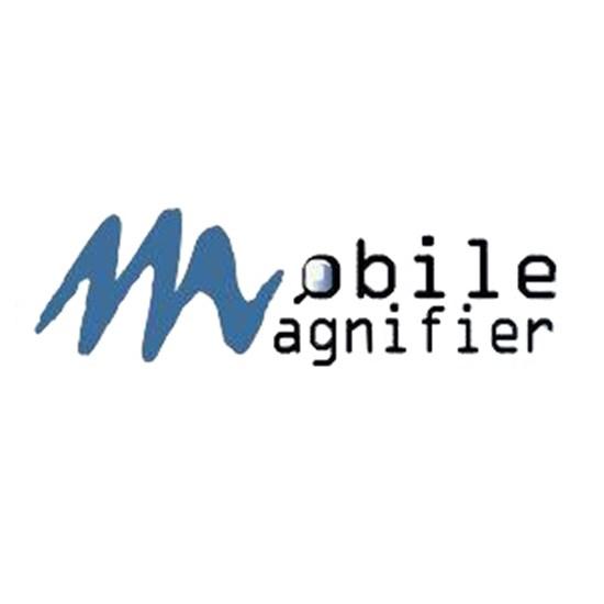 Снимка на Mobile Magnifier – aplikacja powiększająca elementy ekranu telefonu komórkowego