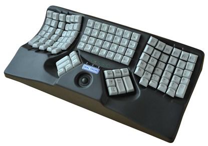 Bild von  Maltron 3D - dwuręczna, specjalistyczna klawiatura komputerowa