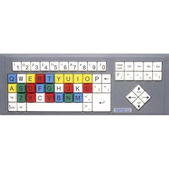 Bild von Big Keys LX - specjalistyczna klawiatura komputerowa