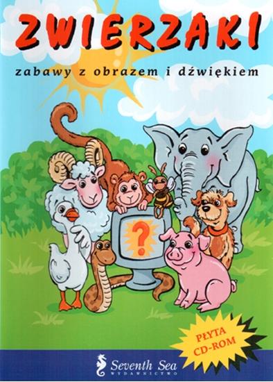 Picture of Zwierzaki. Zabawy z obrazem i dźwiękiem