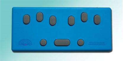 Obrazek bBREK - klawiatura brajlowska do urządzeń mobilnych